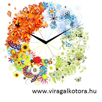 VirágAlkotÓra Logo